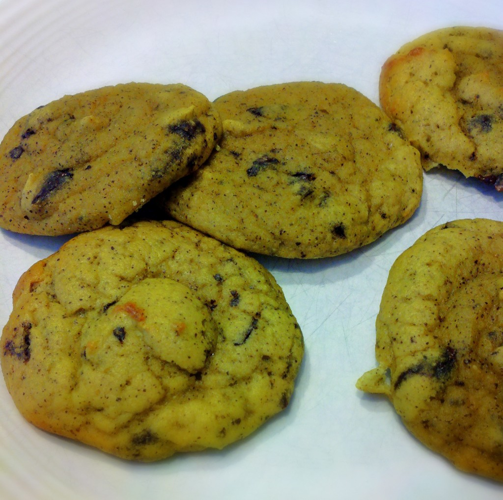 Chocolate Chip Cookies [with Coconut and Hemp Flour]