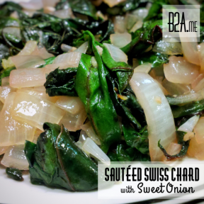These lightly sweet greens pack quite a phytonutrient kick!